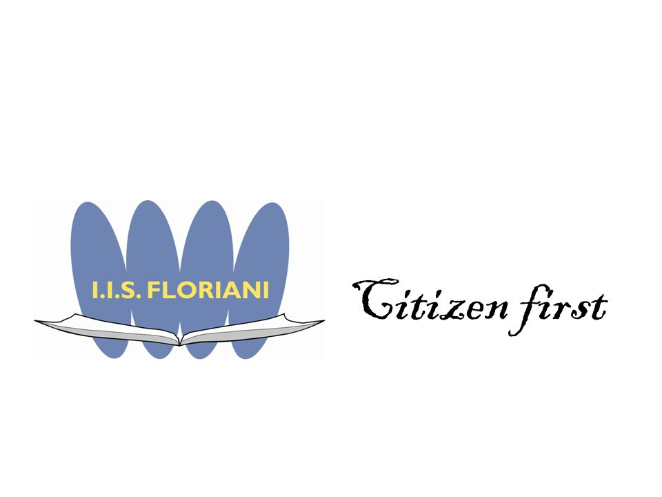 Citizen first