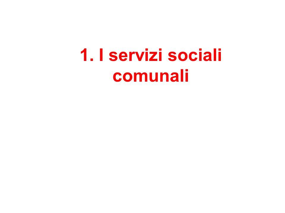 Rispetto ai servizi sociali: Simile incidenza delle donne: 68,1% (65,1% nei servizi) Maggiore incidenza di stranieri: 72,1% (23,1% nei servizi) Maggiore incidenza di persone non residenti nel territorio comunale: 42,3% (1% nei servizi) Minore incidenza di ultra50enni: 28,4% (42% nei servizi)