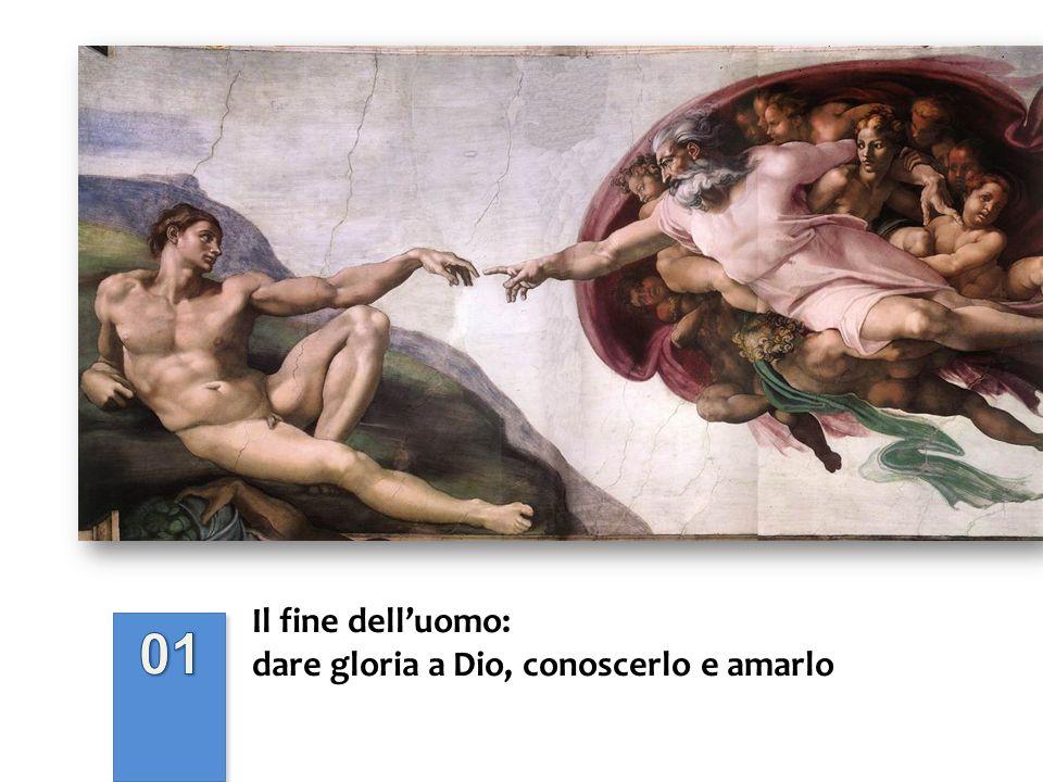 Compendio del Catechismo 1.Qual è il disegno di Dio per luomo.