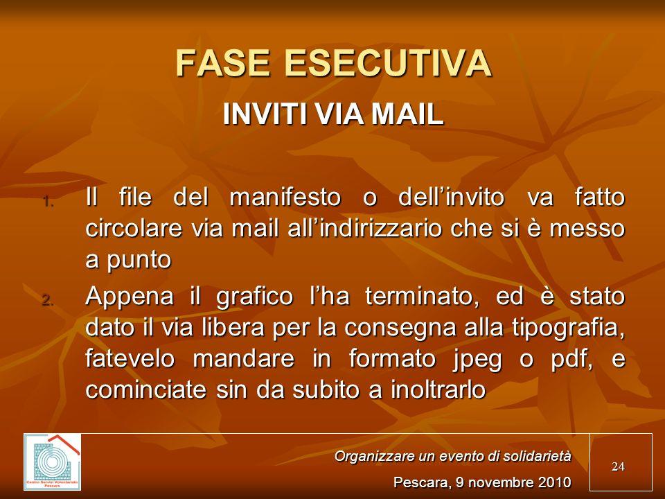 24 FASE ESECUTIVA INVITI VIA MAIL 1.