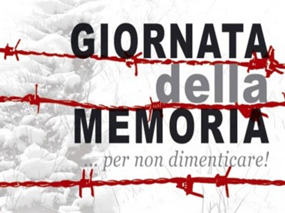 Il 27 Gennaio in tutto il mondo viene celebrato il giorno della memoria per ricordare lolocausto.
