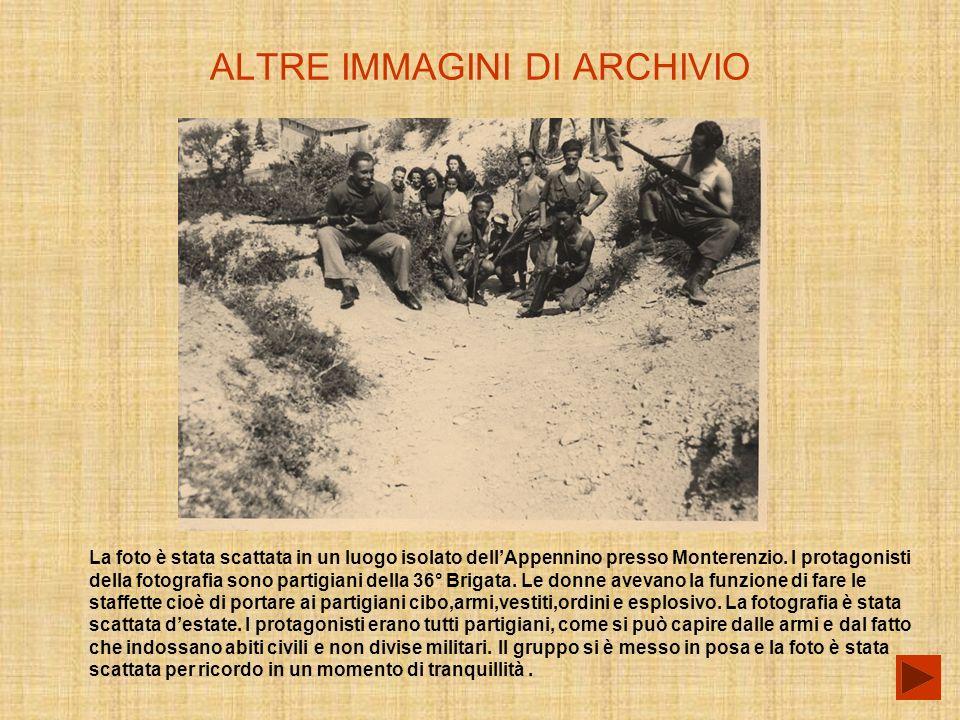 ALTRE IMMAGINI DI ARCHIVIO La foto è stata scattata in un luogo isolato dellAppennino presso Monterenzio.