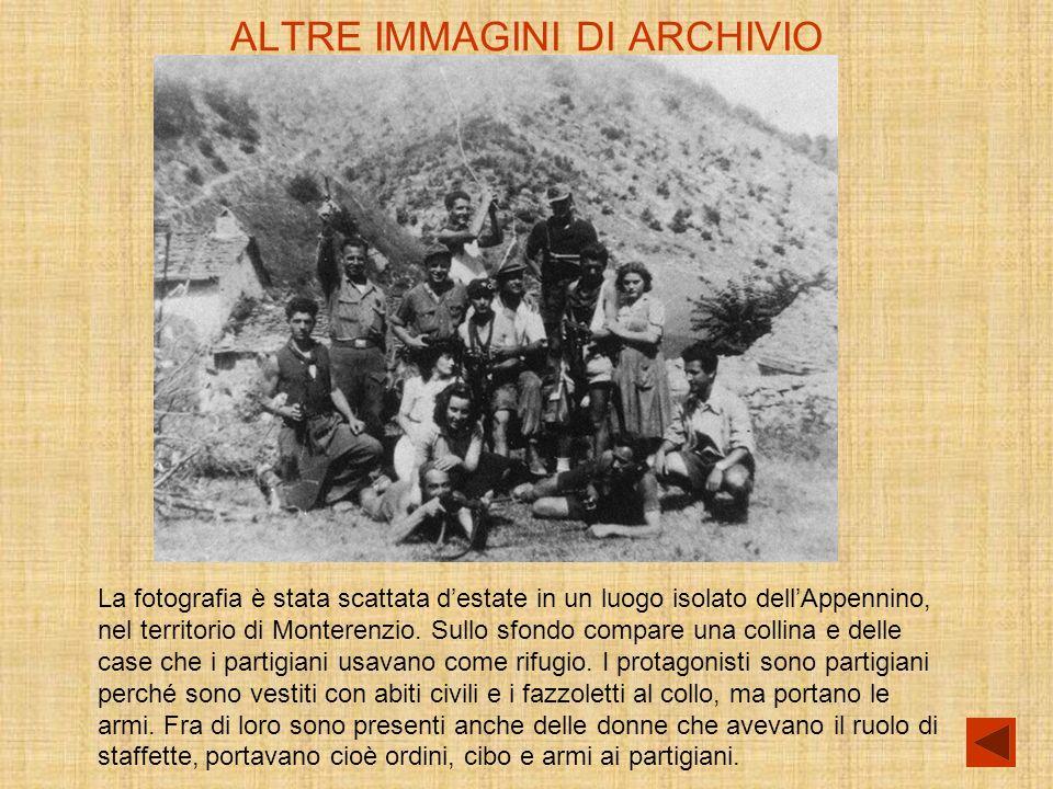 ALTRE IMMAGINI DI ARCHIVIO La fotografia è stata scattata destate in un luogo isolato dellAppennino, nel territorio di Monterenzio.