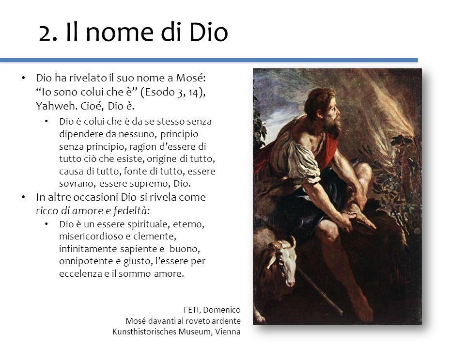 3.Dio Padre Primo articolo del Simbolo.