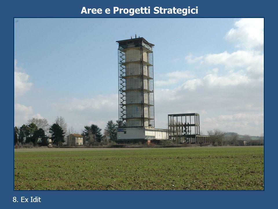 Aree e Progetti Strategici 8. Ex Idit