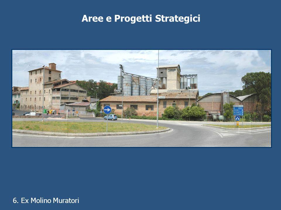 Aree e Progetti Strategici 6. Ex Molino Muratori