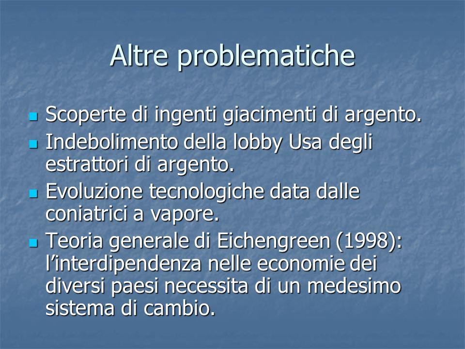 Problemi Il sistema effettivamente non funziona mai: Il sistema effettivamente non funziona mai: 1.