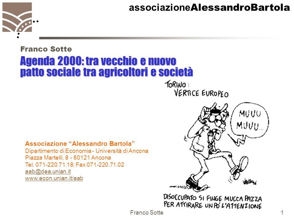 associazione AlessandroBartola Franco Sotte 12