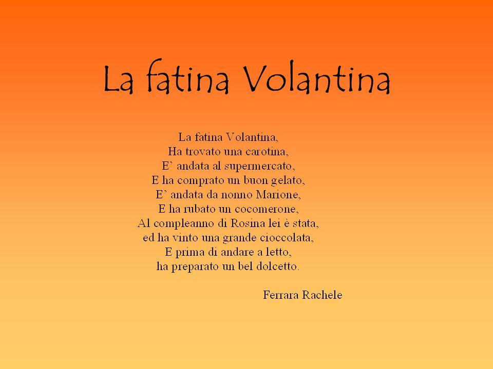 La fatina Volantina