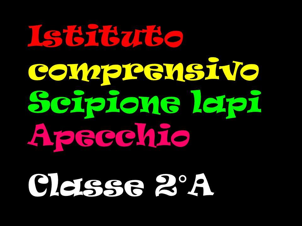 Istituto comprensivo Scipione lapi Apecchio Classe 2°A