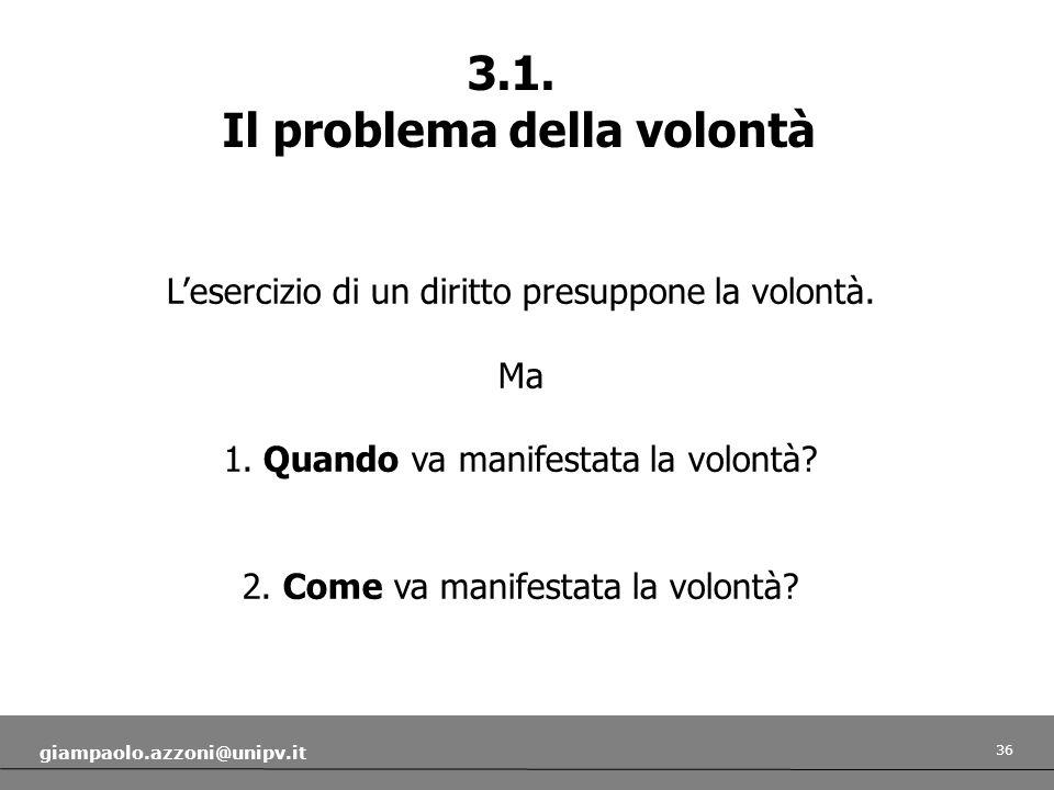 36 giampaolo.azzoni@unipv.it 3.1.
