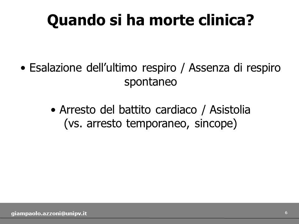 27 giampaolo.azzoni@unipv.it Eutanasia attiva non consensuale: è la forma più grave di eutanasia 575.