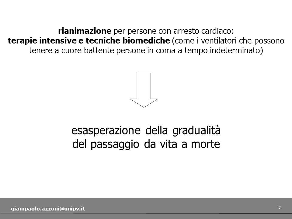 18 giampaolo.azzoni@unipv.it Eutanasia collettivistica Eugenica Economica Criminale Sperimentale Profilattica Solidaristica K.