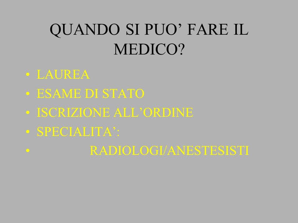CODICE DEONTOLOGICO 16.12.06 ART.:24 il medico è tenuto a rilasciare al cittadino certificazioni relative al suo stato di salute che attestino dati clinici DIRETTAMENTE E/O OGGETTIVAMENTE DOCUMENTATI.