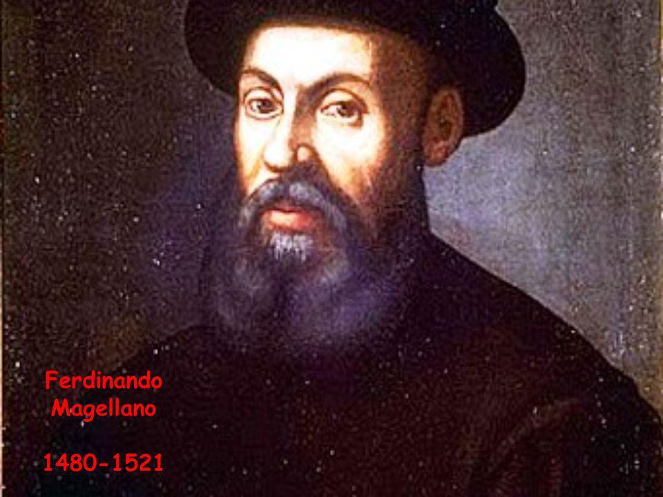 Ferdinando Magellano 1480-1521