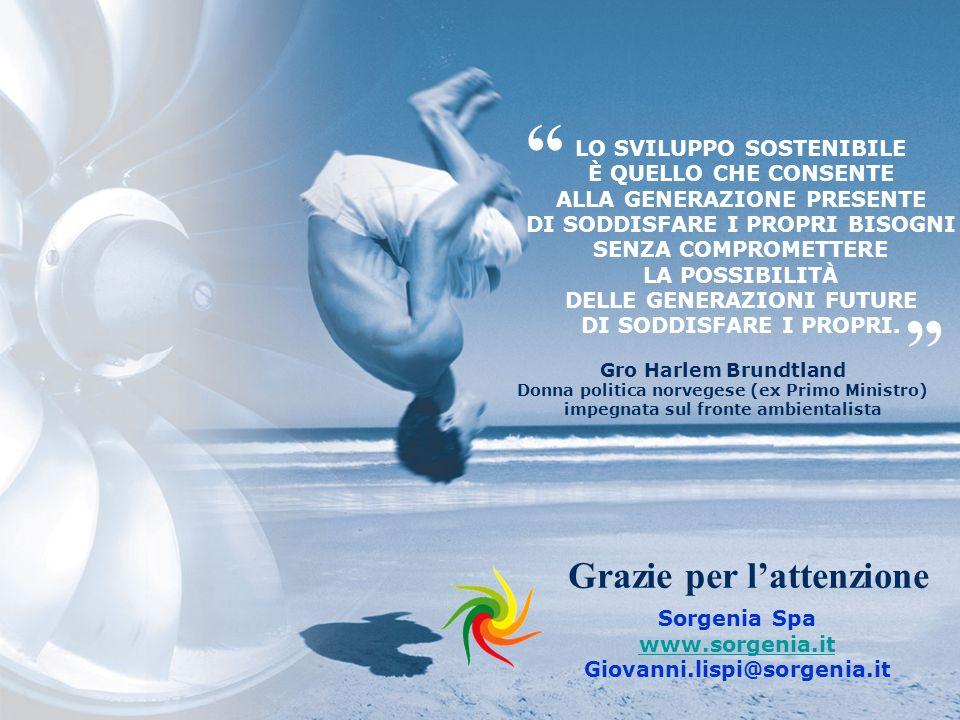 Confindustria Udine 7 novembre 2007 LO SVILUPPO SOSTENIBILE È QUELLO CHE CONSENTE ALLA GENERAZIONE PRESENTE DI SODDISFARE I PROPRI BISOGNI SENZA COMPR