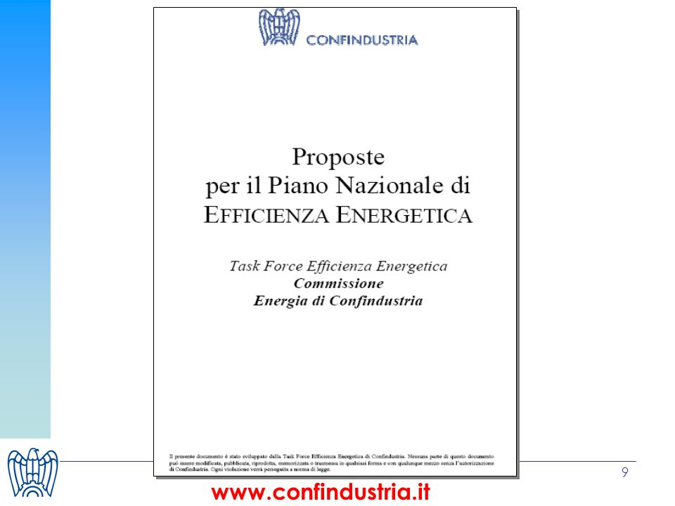 9 www.confindustria.it