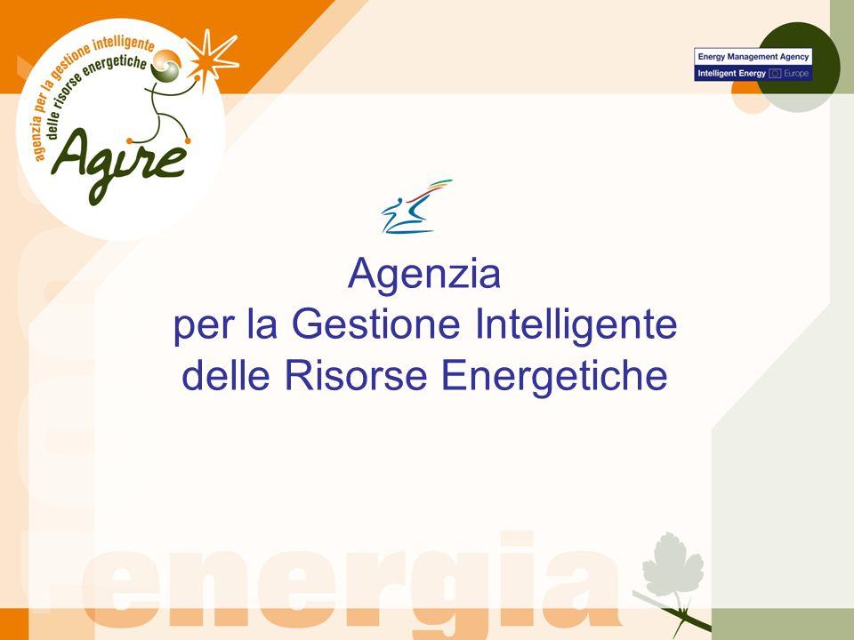 Agenzia per la Gestione Intelligente delle Risorse Energetiche