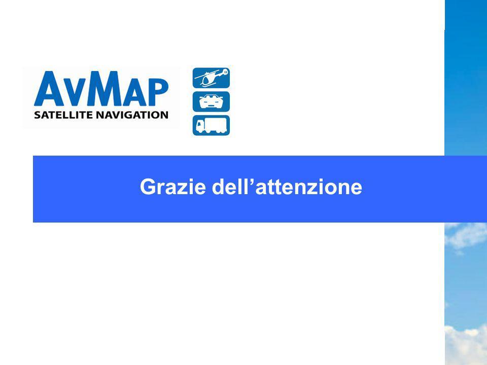 AvMap: linnovazione continua Grazie dellattenzione