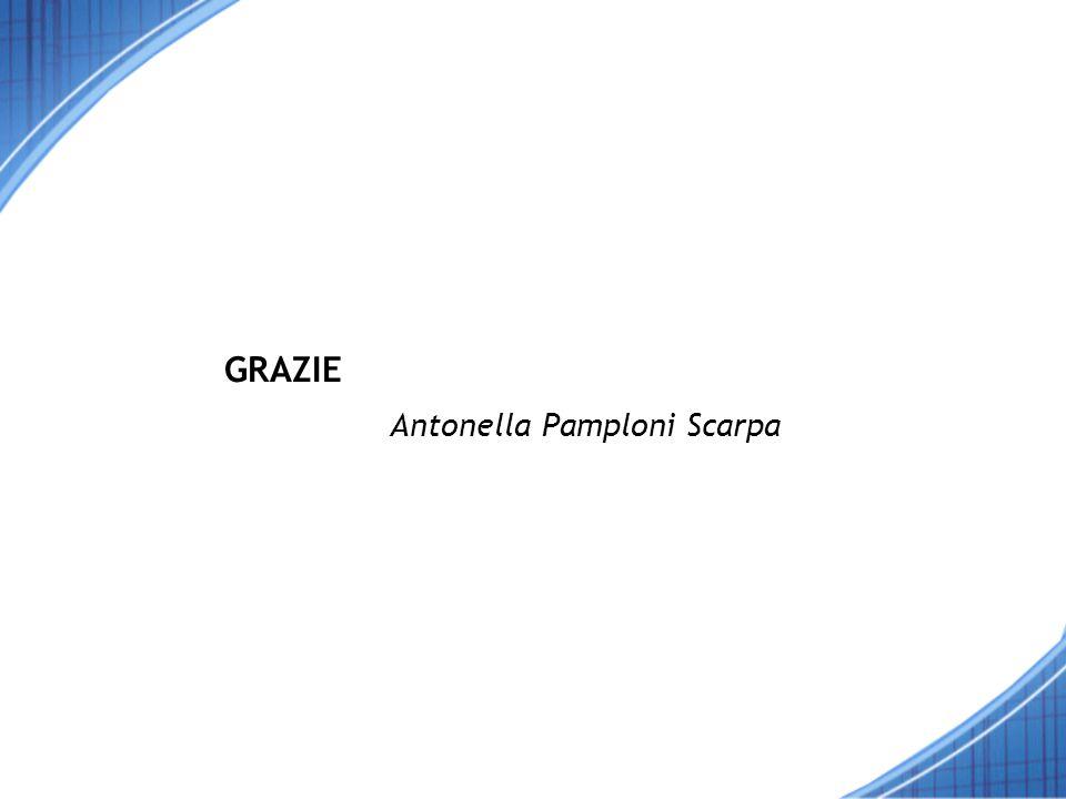 GRAZIE Antonella Pamploni Scarpa