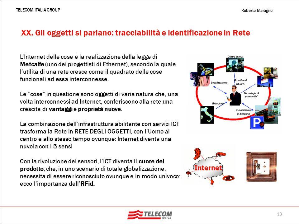 11 TELECOM ITALIA GROUP Roberto Maragno Telemedicina: al 18°convegno di Laparoscopia – 27 e 28 settembre 2007 – 2.500 chirurghi dei 5 continenti si so
