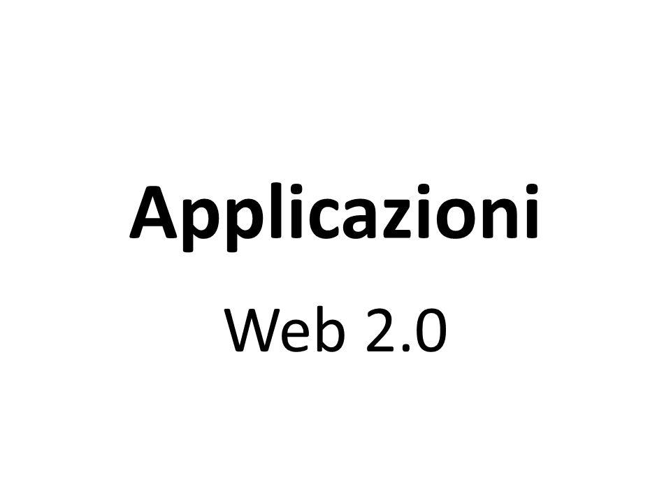 Applicazioni Web 2.0