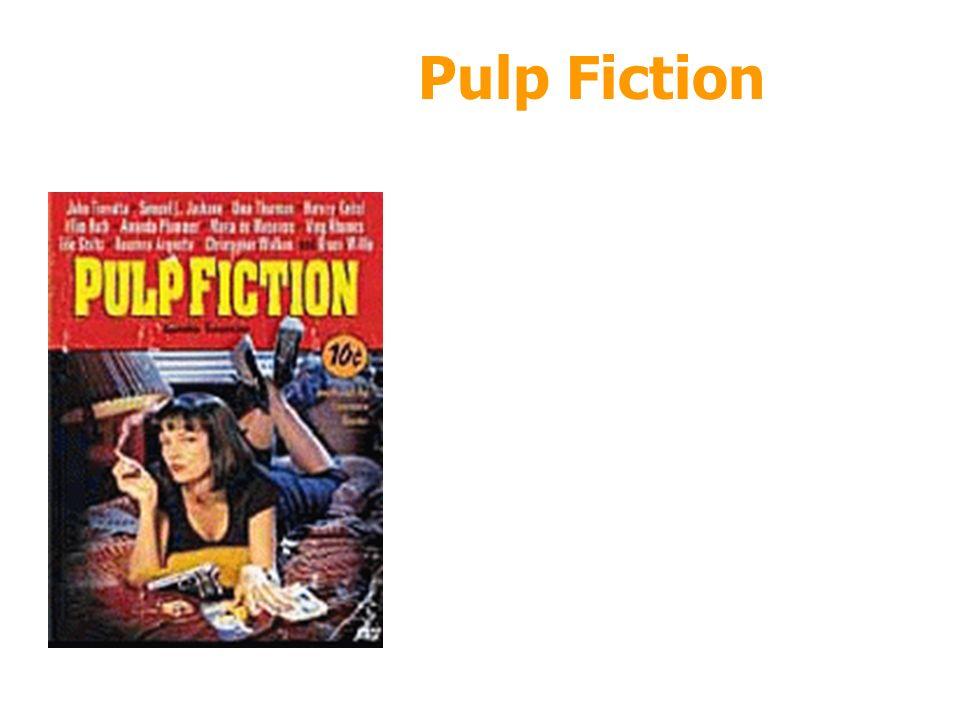 Pulp Fiction 4 3 5 2 6 1 7 Ordine degli episodi