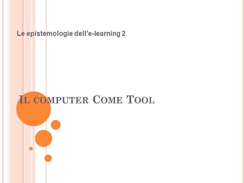 S ECONDA E TERZA GENERAZIONE DELL E - LEARNING S.