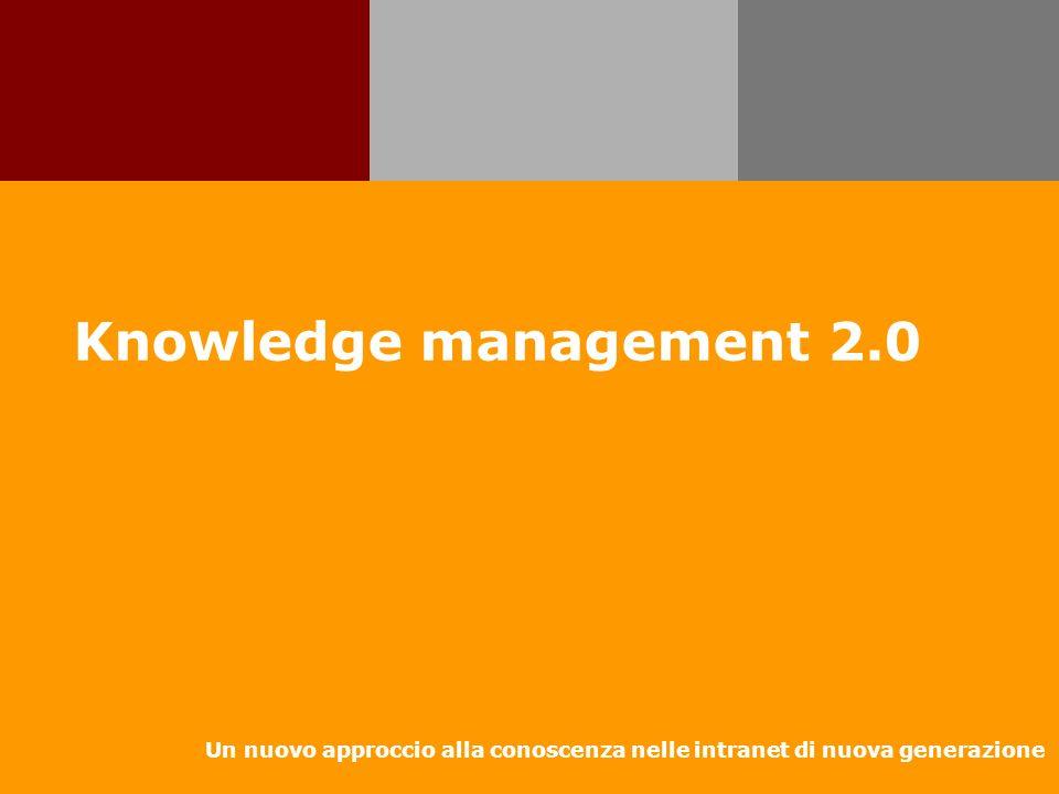 Giacomo Mason/Marco Lotito – Febbraio 2007 -1/40 - KM 2.0 Knowledge management 2.0 Un nuovo approccio alla conoscenza nelle intranet di nuova generazi