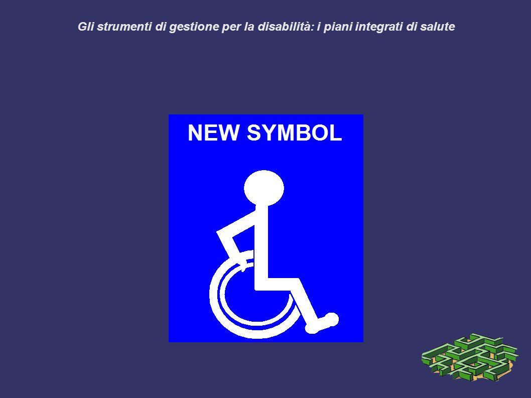Gli strumenti di gestione per la disabilità: i piani integrati di salute la