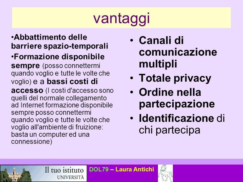 DOL79 – Laura Antichi Cosa tende a divenire.