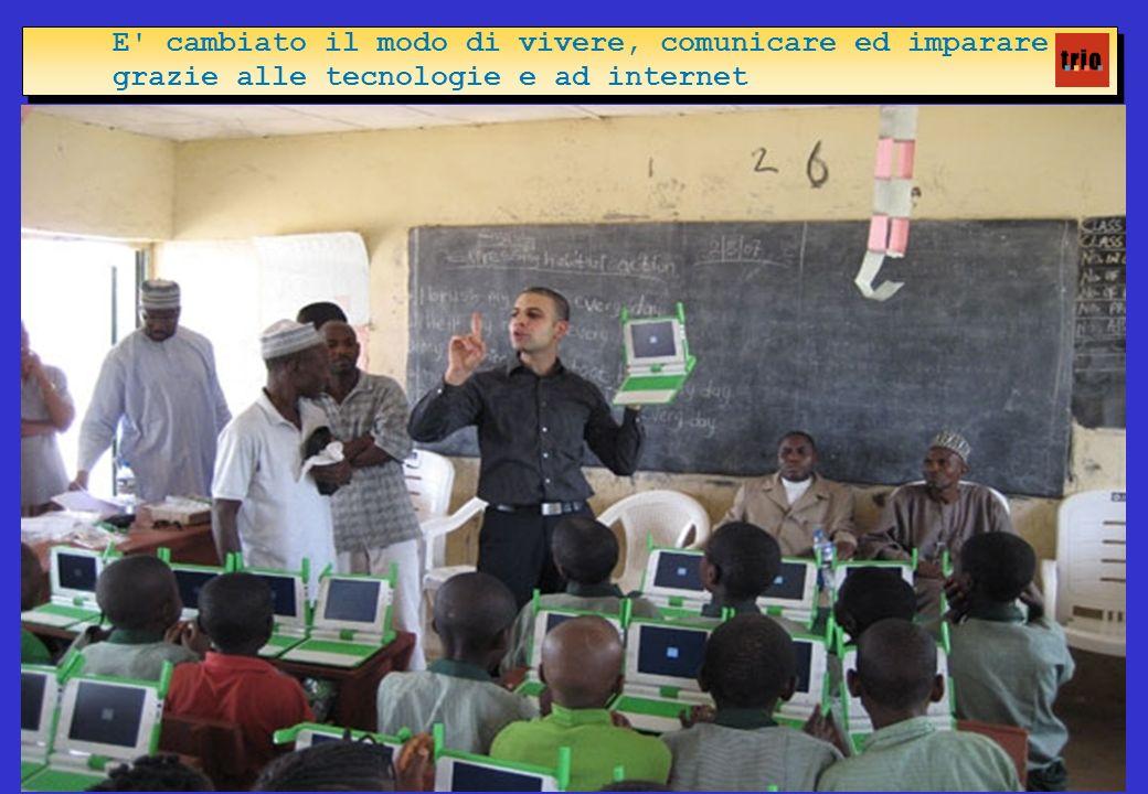3 E-learning today - Firenze 11 giugno 2008 E cambiato il modo di vivere, comunicare ed imparare grazie alle tecnologie e ad internet