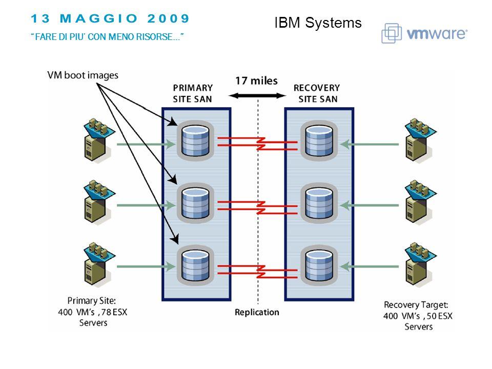IBM Systems FARE DI PIU CON MENO RISORSE…