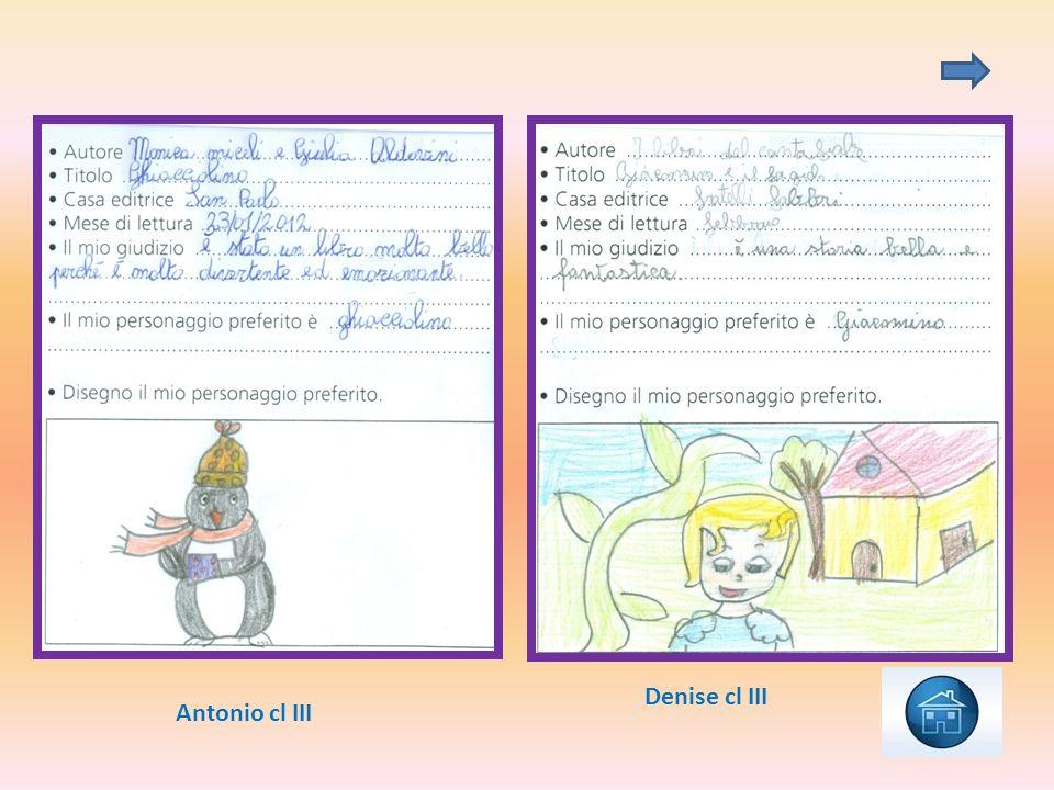 Antonio cl III Denise cl III