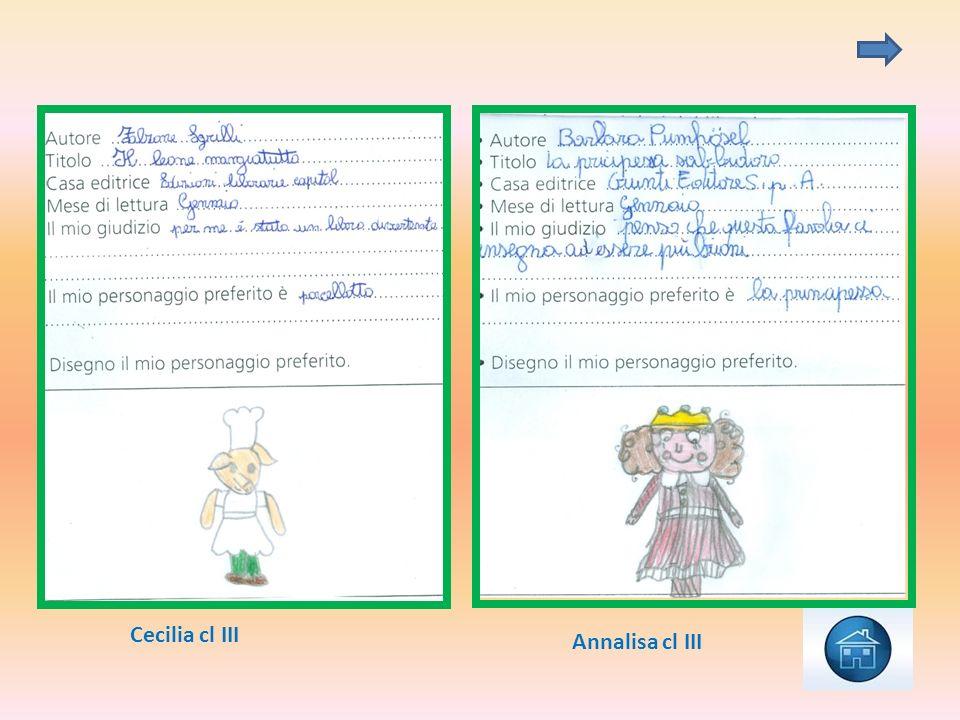 Cecilia cl III Annalisa cl III