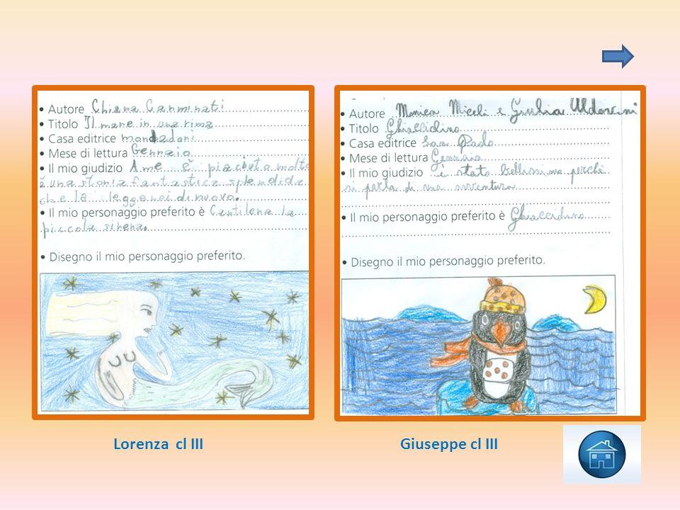 Lorenza cl IIIGiuseppe cl III