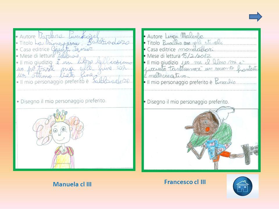 Manuela cl III Francesco cl III