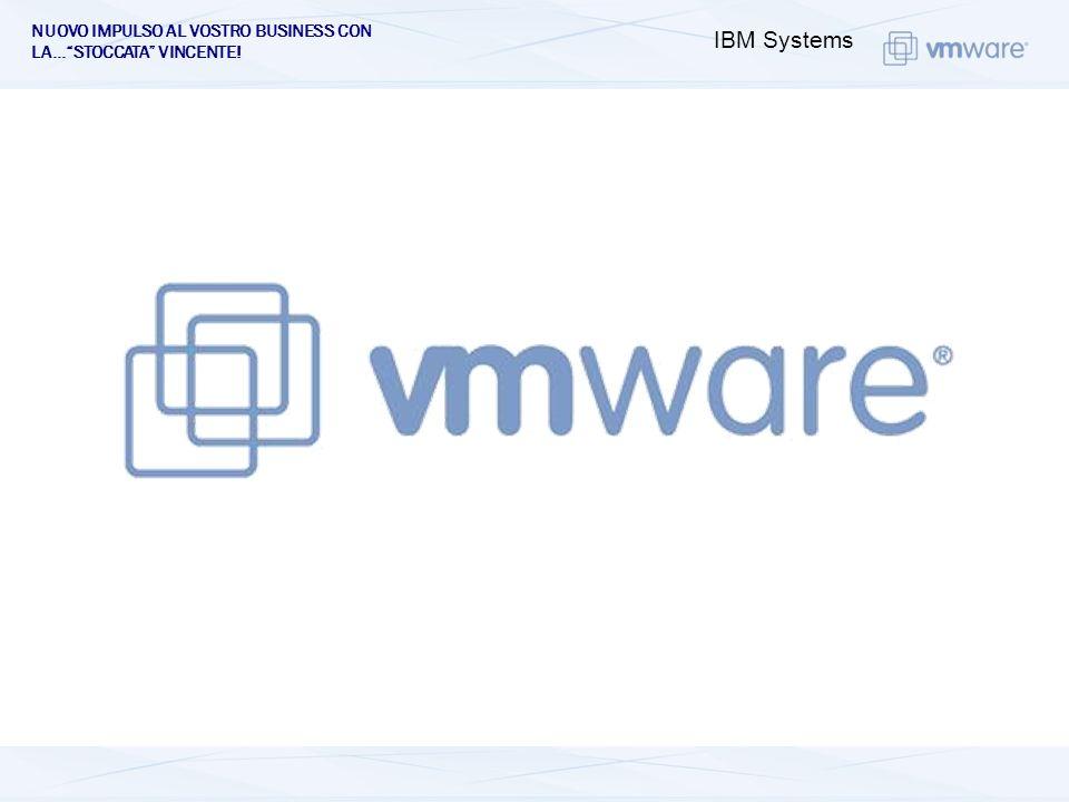 NUOVO IMPULSO AL VOSTRO BUSINESS CON LA…STOCCATA VINCENTE! IBM Systems