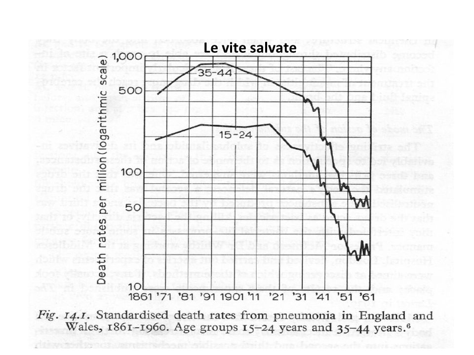 La scoperta dei sulfamidici Le vite salvate
