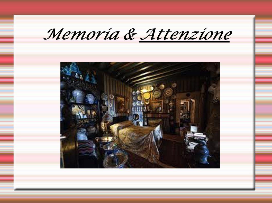 Memoria & Attenzione