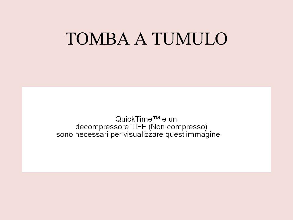 TOMBA A TUMULO