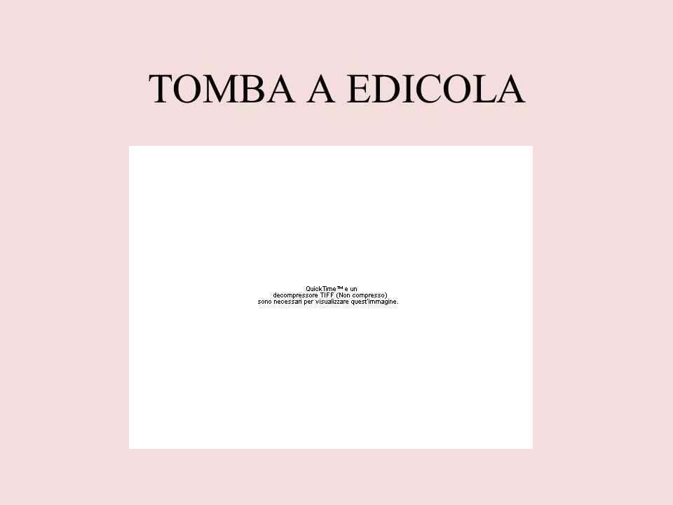 TOMBA A EDICOLA