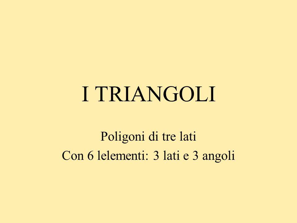 PRIMO CRITERIO DI CONGRUENZA Se due triangoli hanno rispettivamente congruenti due lati e langolo tra loro compreso, essi sono congruenti.