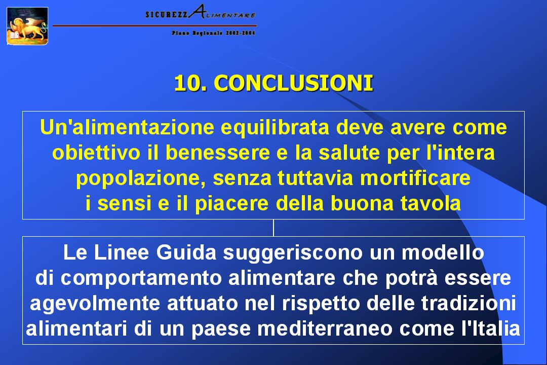 10. CONCLUSIONI