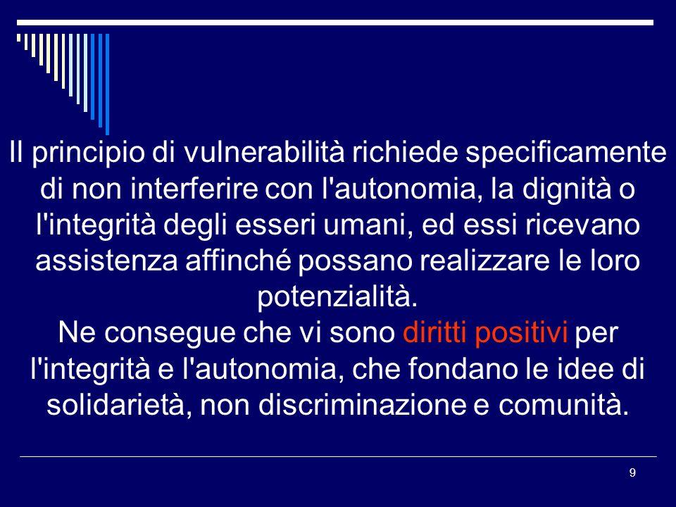 60 Laver cura non è solo la manifestazione dellessere è, invece, atto costitutivo della persona e dei rapporti tra persone.