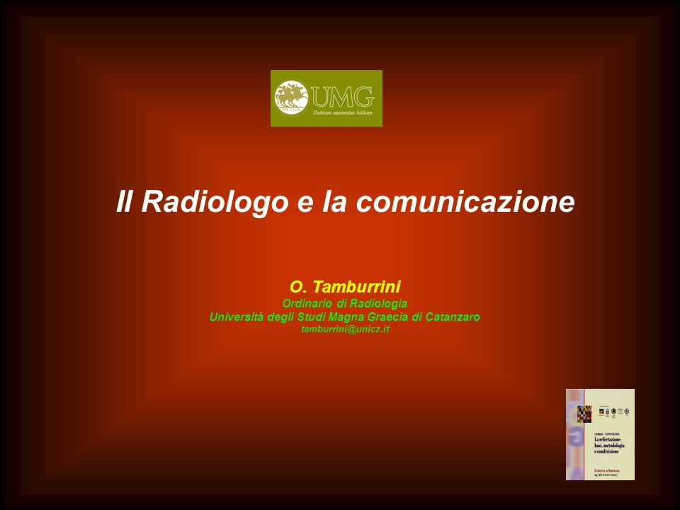 www.ear-online.org … the clinical contact between the referring clinicians and radiologist is substantially reduced…it was shown that clinical- radiological discussions result in a change of clinical diagnosis in 50% of the cases and a change of treatment in 60% of the cases discussed…