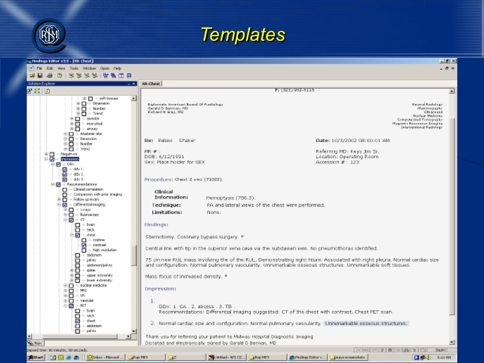 psacco@sirm.org 20 @ @ Templates