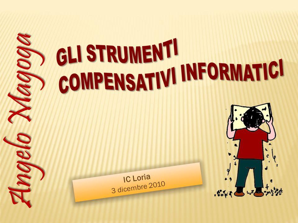 Angelo Magoga IC Loria 3 dicembre 2010 IC Loria 3 dicembre 2010