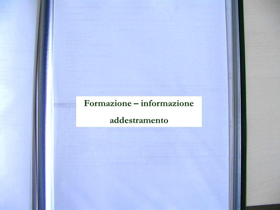 Il Percoso dei Piani - POS Coord.