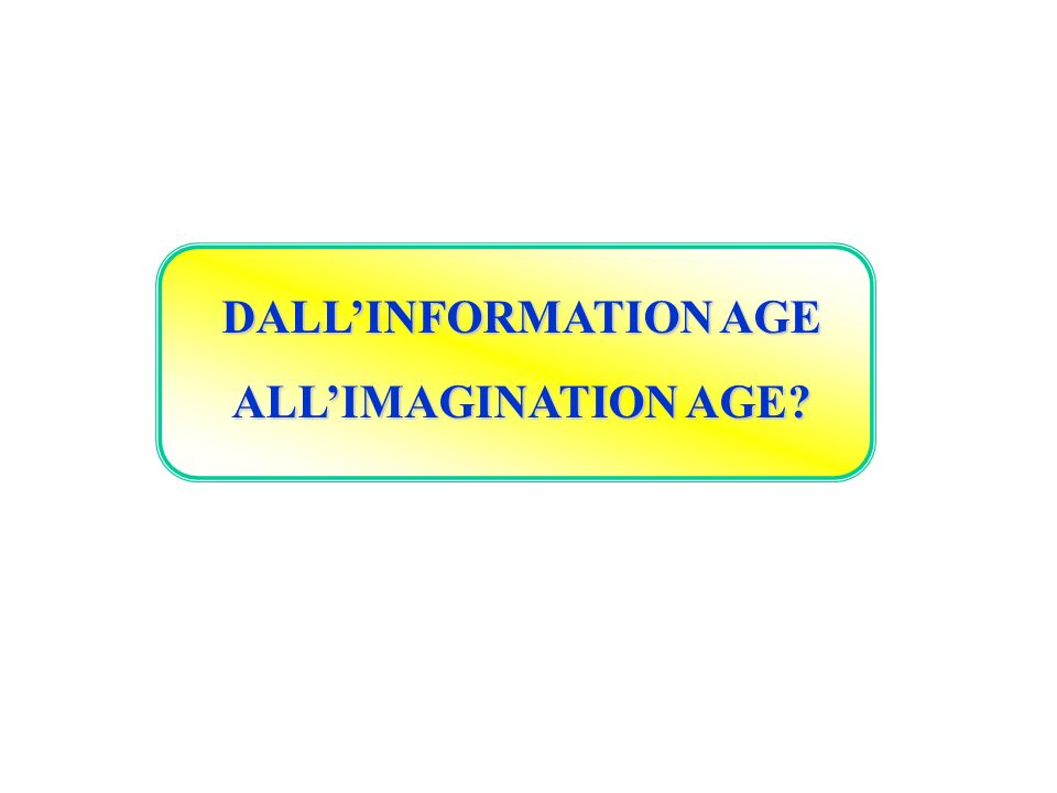 DALLINFORMATION AGE ALLIMAGINATION AGE
